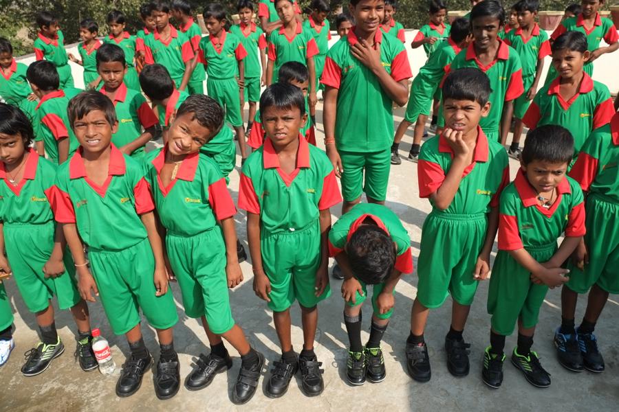 Indien, Sport, Bildung, Kinder