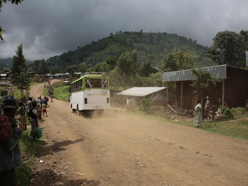 Äthiopien, OMO, Impressionen