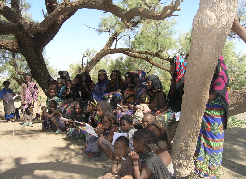 Äthiopien, AFAR, Impressionen