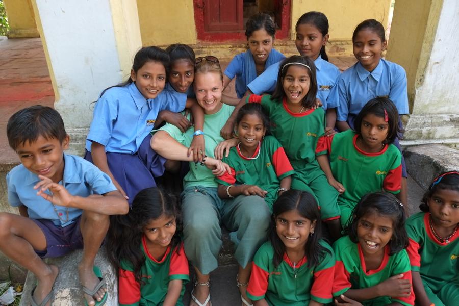 Indien, Schule, Bildung, Kinder