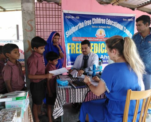 Health Camp INDIEN _1