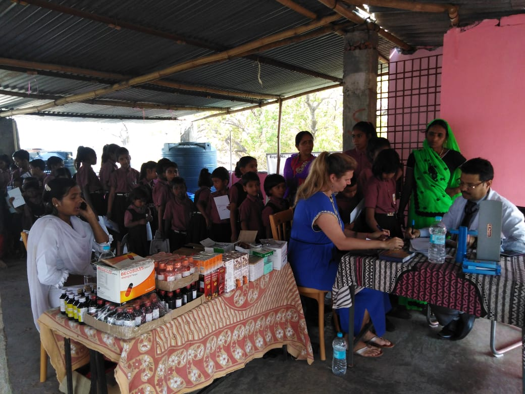 Health Camps INDIEN _1