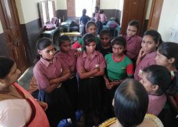 Indien Girl Class 1