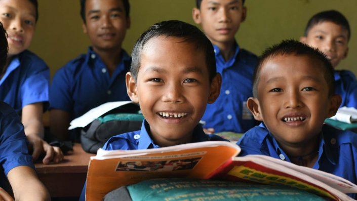 Mit Bildung aus der Armut