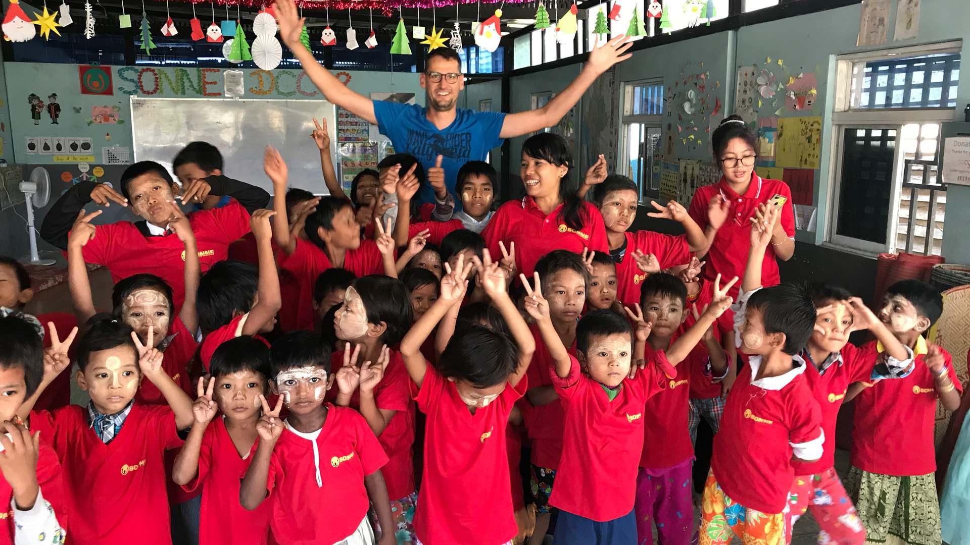 Bildung gegen Armut, In 30 SONNE-Schulen in Äthiopien, Bangladesch, Indien und Myanmar