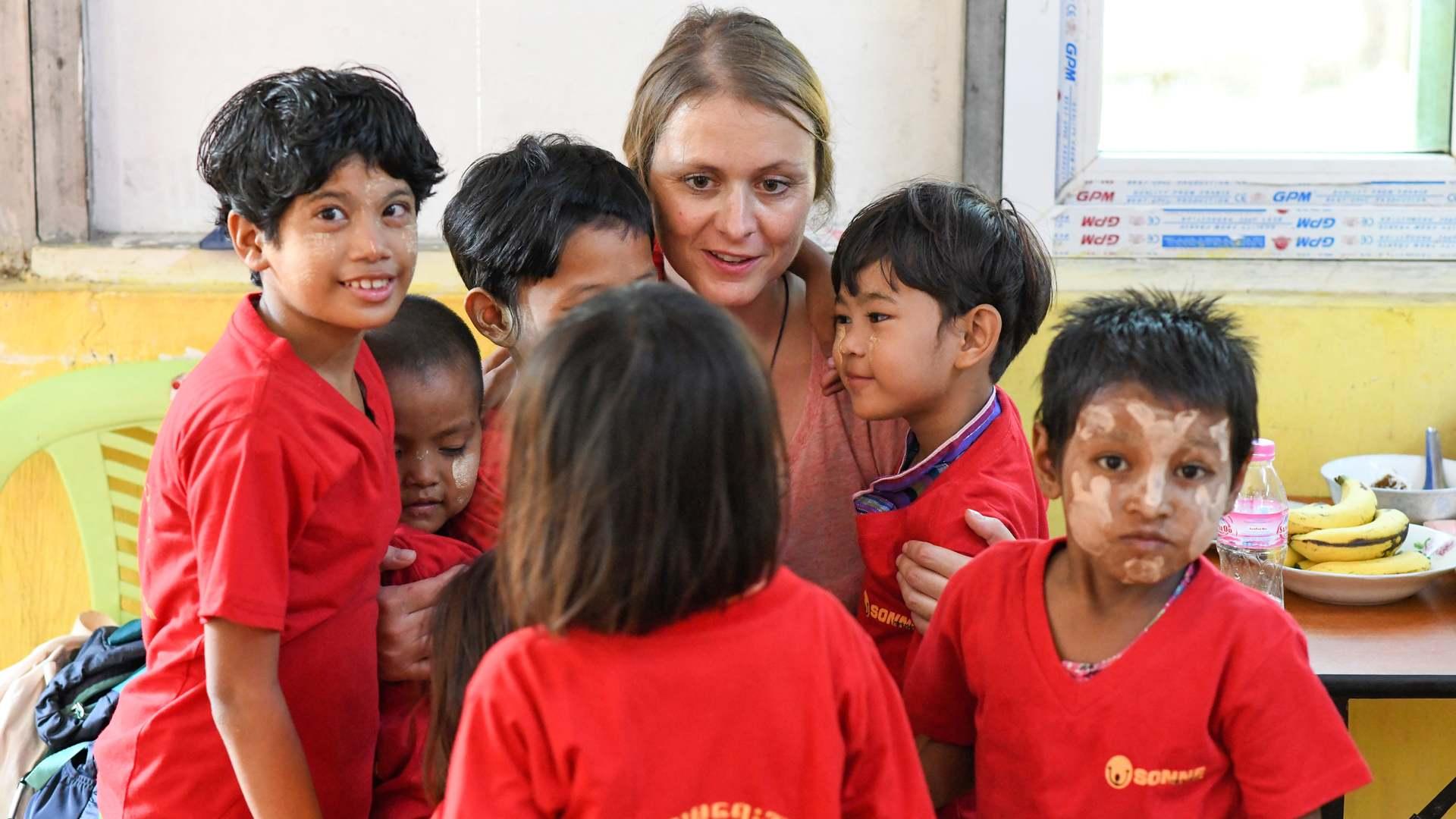 SONNE in Myanmar