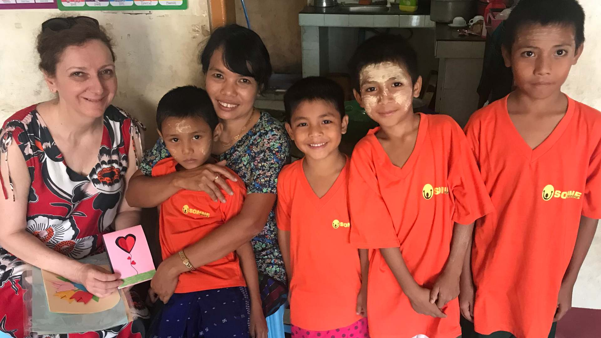 SONNE-International für Kinder in Myanmar