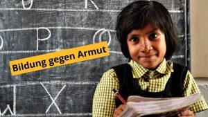Bildung gegen Armut, SONNE-International hilft marginalisierten Kindern